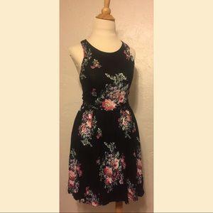 UO Kimchi Blue Floral Summer Dress